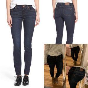 Madewell skinny skinny lakeshore wash jeans 25